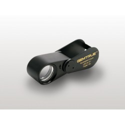 ILLUMINATED LED & UV 10X TRIPLET LOUPE